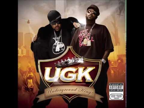 UGK - Underground Kingz (Full Album)