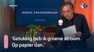 Marcel van Roosmalen over groene stroom | NPO Radio 1