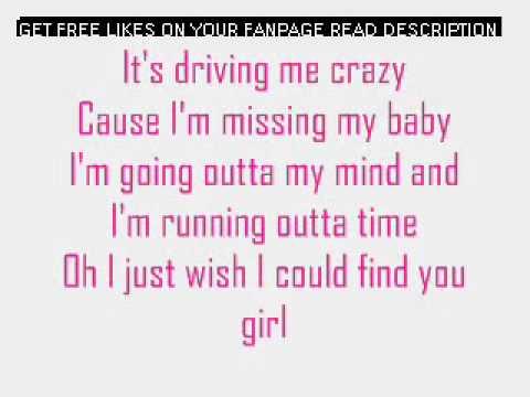 Usher - Throwback lyrics!