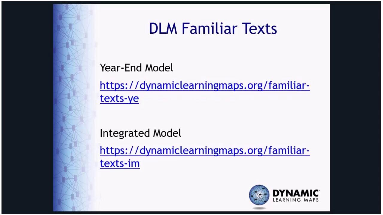 Professional Development | DLM