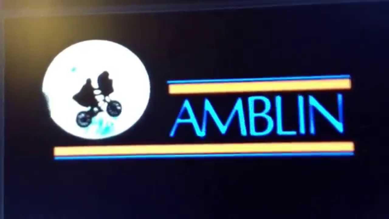 amblin entertainment death logo - YouTube