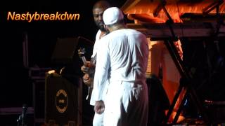 Frankie Beverly & Maze - Before I Let Go (BounceTV Music Festival D.C.  9-14-14)
