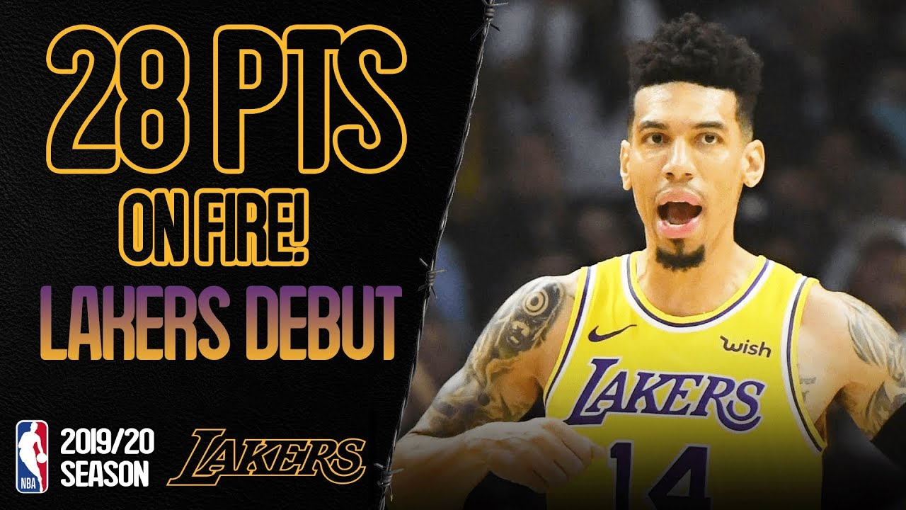 Danny Green 28 Points in LAKERS DEBUT vs Los Angeles Clippers - Full Highlights 22/10/2019