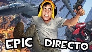 EPIC Directo | GTA V | ME LA JUEGO A 1000 POR HORA