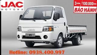 XE TẢI JAC X99 990KG|BÁN XE TẢI JAC 990KG EURO 4 TRẢ GÓP 90%