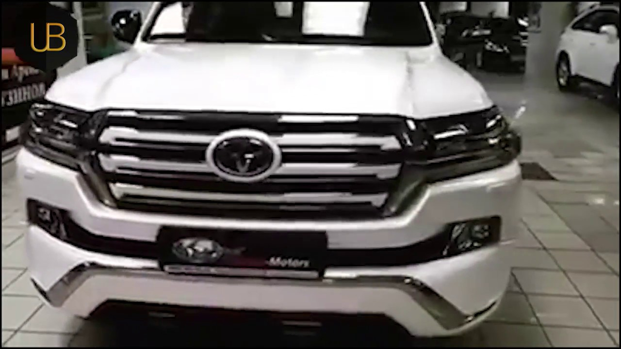 Land Cruiser V8 2018 First Look Youtube