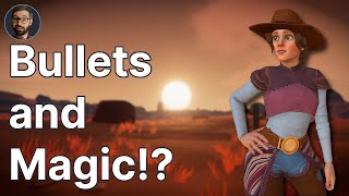 Wild West and Wizards Review | Open world RPG (Video Game Video Review)