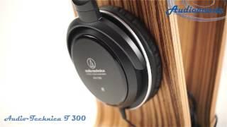 Наушники Audio Technica ATH T 300