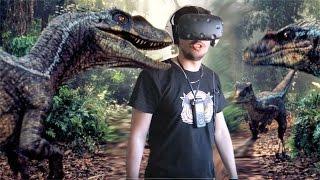 AVENTURA EN LA ISLA PERDIDA!! HTC VIVE VR FaRgAn