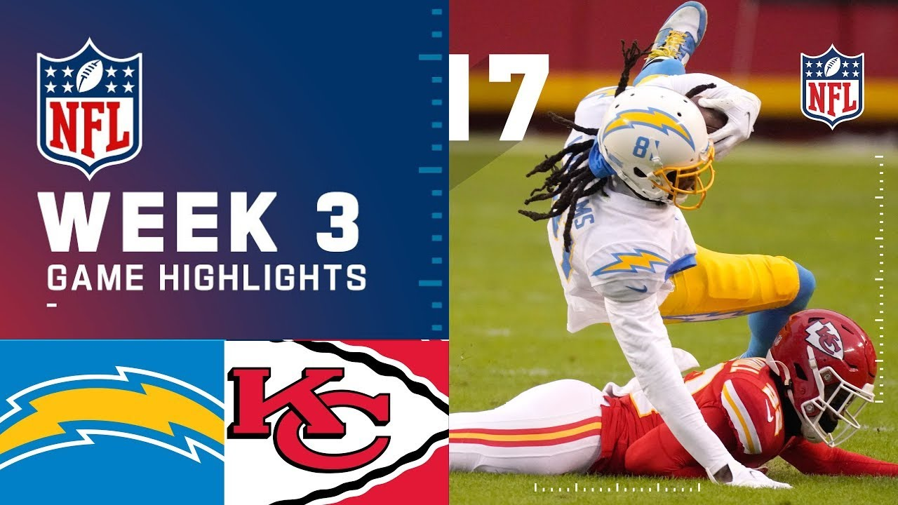 Chiefs vs. Chargers preview: 4 things to watch in Week 3
