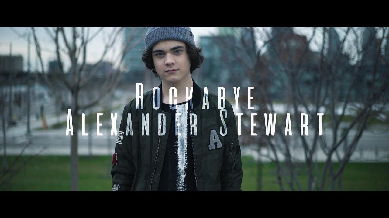 Rockabye - Clean Bandit ft  Sean Paul & Anne-Marie (Cover by Alexander  Stewart)