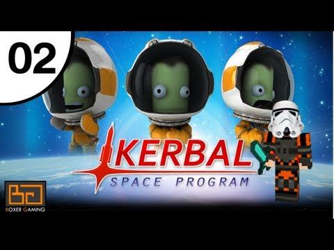 Kerbal Space Program ± - #02 - Liquid Fuel Engines, ft. BoxerGaming [KSP]