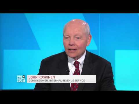 IRS commissioner: Funding cuts hinder security, efficiency