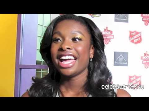 Coco Jones Interview - Rock the Red Kettle Concert