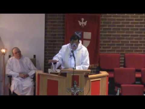 """Underwater Experiences""  St Thomas Chicago The Rev Fulton Porter Sermon Jan 11 2015"
