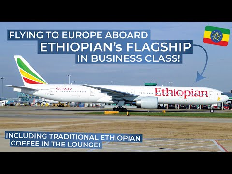 TRIPREPORT | Ethiopian Airlines (BUSINESS CLASS) | Johannesburg - Addis Ababa - Vienna | B773 / B787
