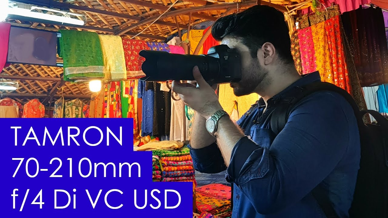 876c4e92c4c Tamron 70-210mm f/4 Di VC USD Lens Review - Best Travel Lens? - YouTube