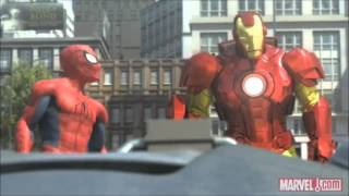 Video Spider Man, Iron Man and the Hulk Full and HQ download MP3, 3GP, MP4, WEBM, AVI, FLV Mei 2018