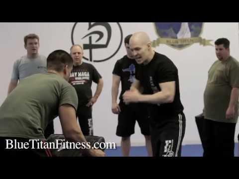 Blue Titan Fitness – Krav Maga | CrossFit