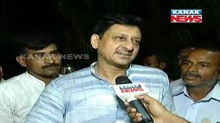Exclusive Interview With Sidhant Mohapatra After Election Meeting At Naveen Niwas