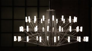 видео Moooi Heracleum Collection