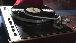 Vinyl HQ Bee Gees Too much heaven SOVIET RUSSIAN Elektronika b1-01 turntable Philips GP422/2 cart