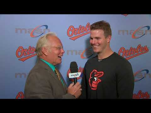Dylan Bundy discusses his start in the Orioles' win over the Athletics