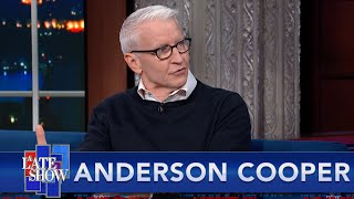 Download Anderson Cooper Answers Questions About The Plight Of Haitian Migrants At The U.S. Border