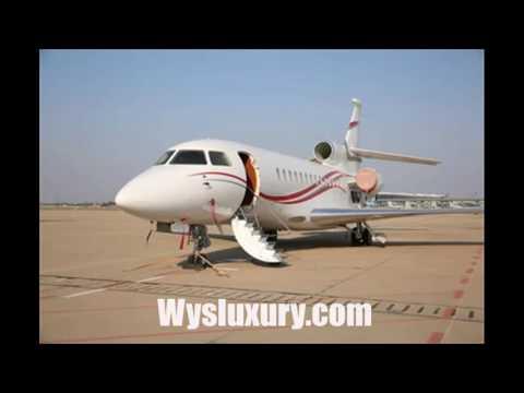 WysLuxury Private Jet Dassault Falcon 7X Interior Aircraft Charter Flight Service