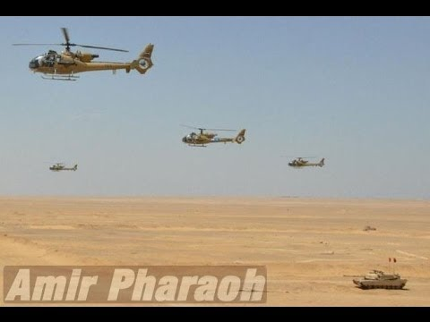 "Egyptian Army In Action ""Nasr-11 نصر"""
