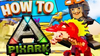 A *NEW* ADVENTURE (HOW TO PIXARK SMP) #1