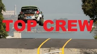 TOP CREW FORD FOCUS RS /SAN FRANCISCO/