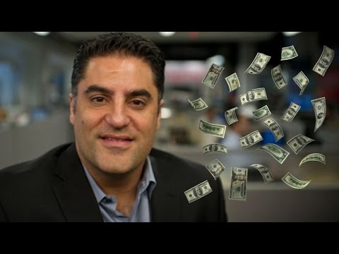 Cenk Uygur Will Take Back the Democrats by Fighting the Banks