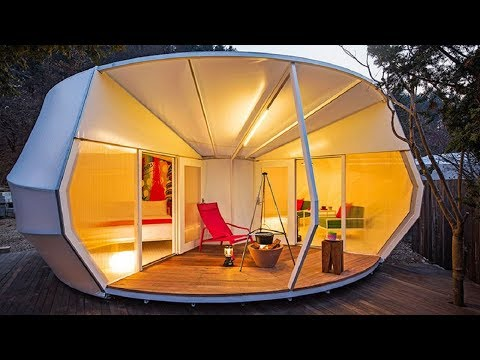 10 COOLEST TENTS IN THE WORLD