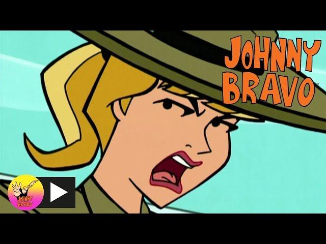 Johnny Bravo   Full Metal Johnny   Cartoon Network