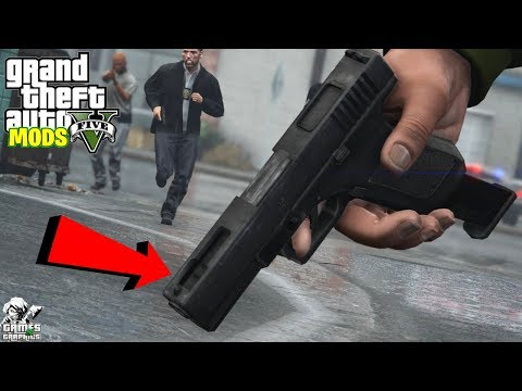 How To Install Weapon Mods (GTA 5 MODS)