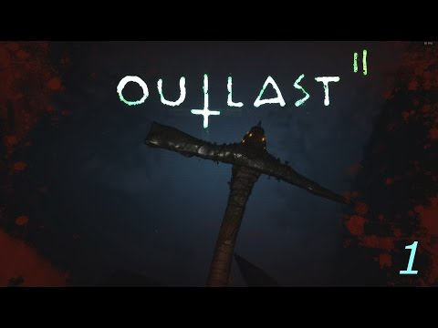 видео: Встреча с инквизитором - Outlast 2 #1