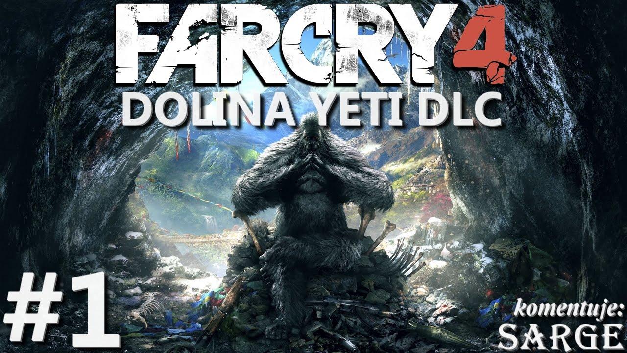 Zagrajmy W Far Cry 4 Dolina Yeti Dlc Ps4 Odc 1 Wypadek W