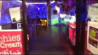 (Vid 3) Glow Party Nights at Archie's Ice Cream - October 2013 Thumbnail
