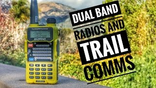 Merricks Garage - Walkie Talkie?  CB?  Radios for road and trail