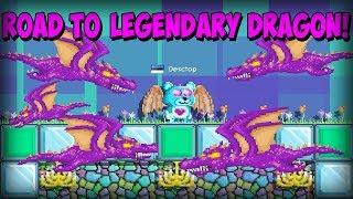 Growtopia   Making Legendary Dragon! *OMFG*