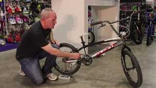 Basic differences between street and race BMX bikes