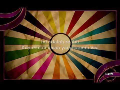 Realiti Insan with lyrics - Santeekee (LAGU SEMANGAT WAJIB TENGOK!!!)