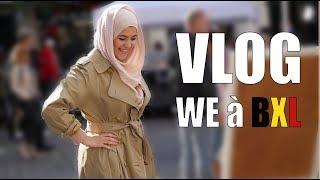 VLOG ☀️ Charity event &  journée sans voiture à BXL