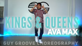 Download Lagu Kings Queens avamax GuyGroove Choreography MP3