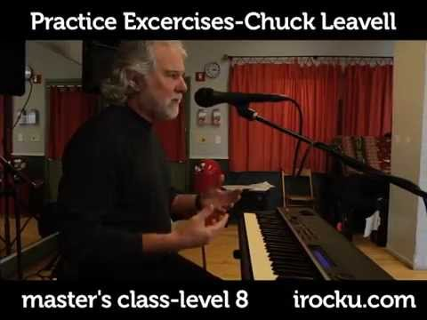 Chuck Leavell Piano Exercises: Masterclass NYC Teachers
