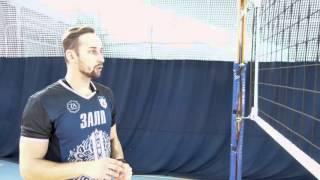 видео Как ставить блок в волейболе