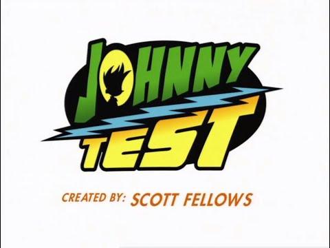 Johnny Test Season 2 Theme Song (HD)