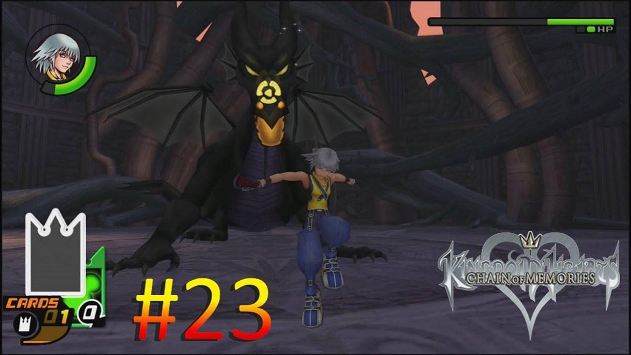 Kingdom Hearts - Maleficent Boss - YouTube
