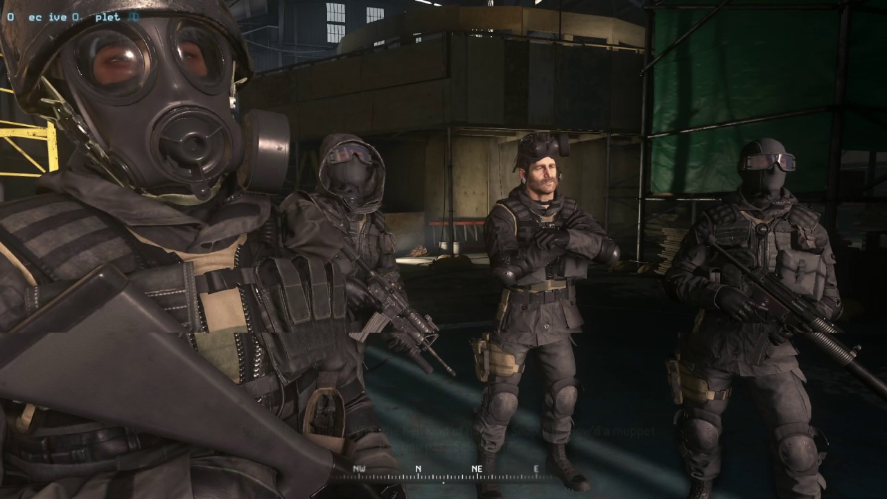Download Call of Duty Modern Warfare Remastered Walkthrough Part 1 - F.N.G Crew Expendable The Coup